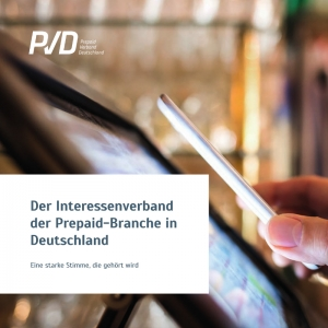 PVD Imagebroschüre Titelbild